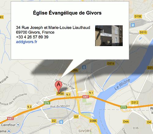 Église évangélique de Givors